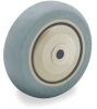 Caster Wheel,Ld Rating 250lb,Dia. 3-1/2