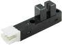 HOA7720/7730 Series Connectorized Transmissive Optoschmitt Sensor, Transistor Output, Plastic Package -- HOA7720-M11
