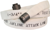 Polyester Double-Jacket Fire Hoses with Polyurethane Lining -- Jafline® Series -- View Larger Image