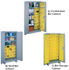 ALL-WELDED STORAGE CABINETS -- H1124