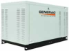 Generac QuietSource Series 22 kW Standby Power Generator -- Model QT02224JNAX - Image