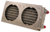 Oil Cooler Flat Tube ES Heat Exchangers -- ES0505G - Image