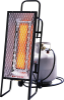 35,000 BTU Portable Propane Heater -- 8007150