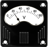 Vintage Series Analogue Meter -- R15