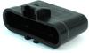 Standard Black Cap for Splice Pack System 38075 -- 38075