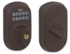 Keypad Deadbolt,Steel,11 Button -- 1RAK2