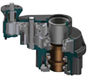 Multi-turn Spur Gearbox, Nuclear Applications -- ISN