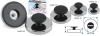 Round Base Magnets with Knobs -Image