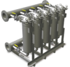 Multi-Bag Filter Housing System, MODULINE™