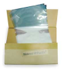 Heat Activated Shrink Bag,8 In. W,PK500 -- 5ZZ55