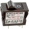 Circuit Breaker; 10 A; 125/250 VAC; Quick-Connect; 1.5 kV (Min.); Black -- 70160368