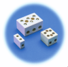 High Temperature Ceramic EuroBlocks™ -- CB4/2H