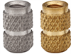 Molded-in Threaded Inserts, Blind Threaded - Metric -- IBC-M3-6