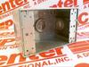 OUTLET BOX ALUMINUM GRAY 1GANG WEATHERPROOF -- 53210