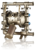 Sanitary Double Diaphragm Pump -- SaniForce 1040 - Image
