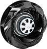 Centrifugal Fans with Backward Curved Blades -- R3G225-RE07-01 -Image