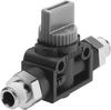 On off valve -- HE-3-1/8-1/8-NPT-U -Image