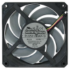 Scythe Gentle Typhoon 120mm Case Fan - 1150 RPM -- 16980