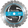 7-1/4 in. Wood Cutting Circular Saw Blade -- 8270639