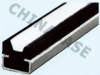 Belt Guides with Metallic Profile for V-belts -- Type CKR -Image