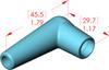 Angle Boot Insulator -- 16035 - Image