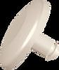1/16 Mini Rivet Quick Binders, Nylon, Natural -- APQBMMR125062N - Image