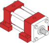 Series H - Model H42 NFPA Style MS2 -- Side Lug Mounting-Image