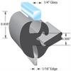 One-piece Locking Gasket -- LK1615