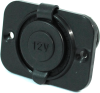 11020 DC Power Outlet Receptacle, 20A, 12V -- 11020 - Image