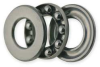 Thrust Bearing,Grooved,Bore Dia 10.0mm -- 1ZGB7
