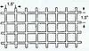 Fiberglass Molded Grating -- Item # FM-2-2-2, 2