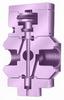3-Way Air-Operated Diaphragm Valve -- TUCA