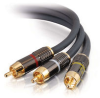 100ft SonicWave® RCA Audio/Video Cable -- 2203-29710-100