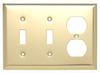 Standard Wall Plate -- SB28-PB - Image
