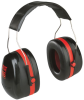 Optime 105 Series Earmuffs - cap-mount > NRR - 27 > UOM - Each -- H10P3E