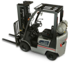 Engine Powered Forklift, Nissan Forklift -- Platinum II Nomad Series