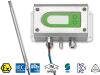 Humidity/Temperature Transmitter for Intrinsically Safe Applications -- EE300Ex -- View Larger Image
