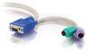 30ft Easy Extender 3-in-1 SXGA Desktop Extension Cable -- 2307-24745-030
