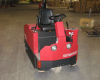 Industrial Floor Rider Sweeper, Factory Cat -- TR