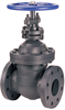 Gate Valve – Class 250, Cast Iron, Non-rising Stem, Flanged -- F-669