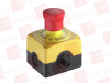 LEUZE ESB200-4TR-M12P ( E-STOP BUTTON, CONTACT ALLOCATION: 2NC + 1NO; CONNECTION: CONNECTOR; DIMENSION: 80 MM X 102.3 MM X 72 MM; HOUSING MATERIAL: PLASTIC, GLASS FIBER REINFORCED (PPS), SELF-EXTIN...