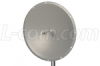 5.8 GHz 29 dBi ISM / UNII Band Solid Parabolic Dish Antenna -- HG5829D