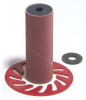 DELTA 1-1/2 In. 120 Grit Sanding Spindle Kit -- Model# 31-784