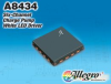 ALLEGRO MICROSYSTEMS - A8434EESTR-T - IC, LED DRIVER, CHARGE PUMP, MLP-16 -- 617068 - Image