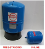 Lancaster 2 Gallon In-Line Pre-Charged Pressure Tank -- 6-PIL-2