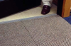 Carpet Tile Entrance Mats - Standard Carpet Tile -- 612S1919BL - Image