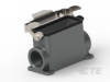 Rectangular Connector Hoods & Bases -- T1650163221-000 -Image