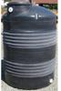 500 Gallon Quadel Titan Vertical Water Storage Tank - Black -- QI-1015