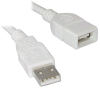 CTG 1m USB A Male to A Female Extension Cable -- 19003