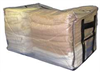 Inmate Storage Box,16x24x12 In H,Clear -- 35T129